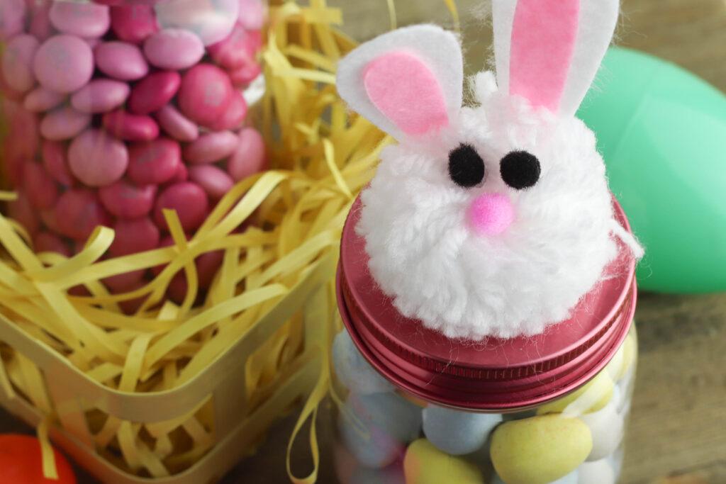 Mason Jar Easter Crafts