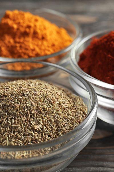 homemade spice mix recipes