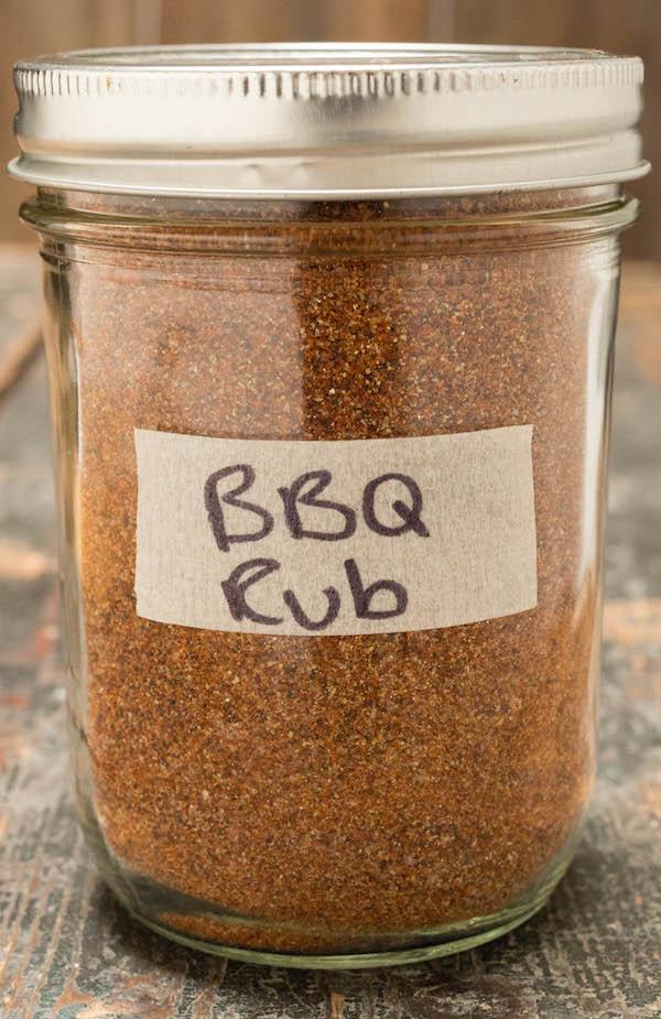 homemade bbq spice rub