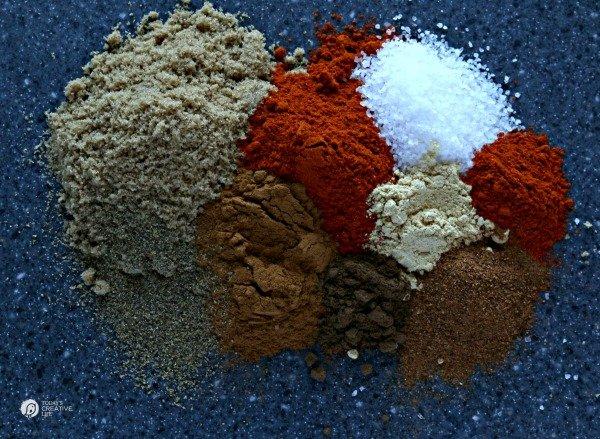 caribbean style dry rub recipe