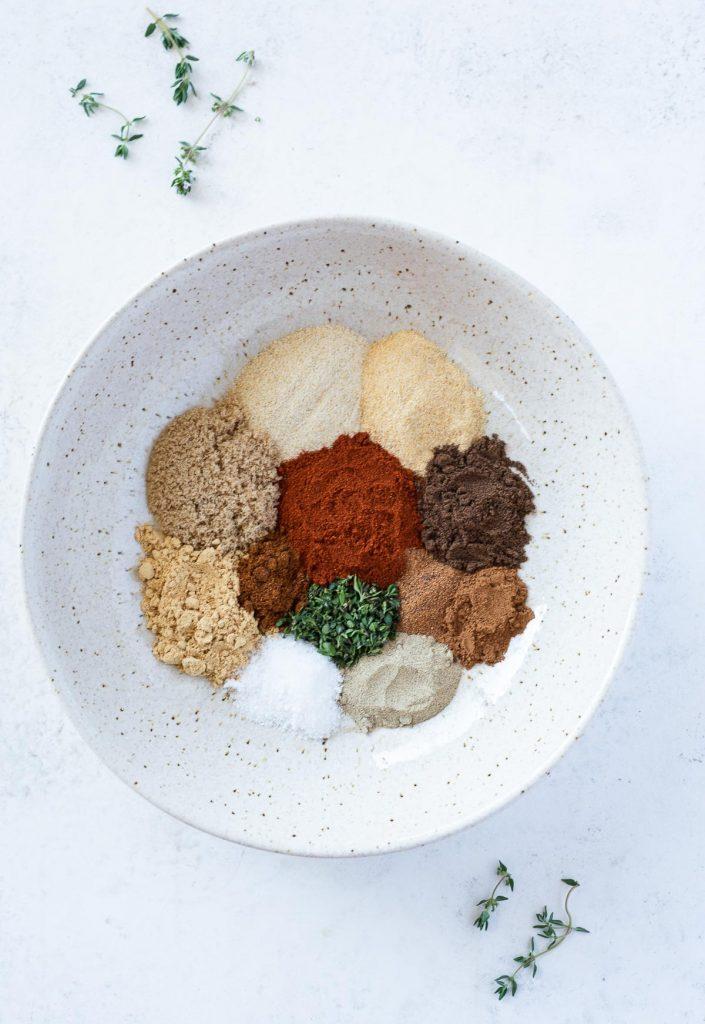 Jamaican jerk seasoning blend